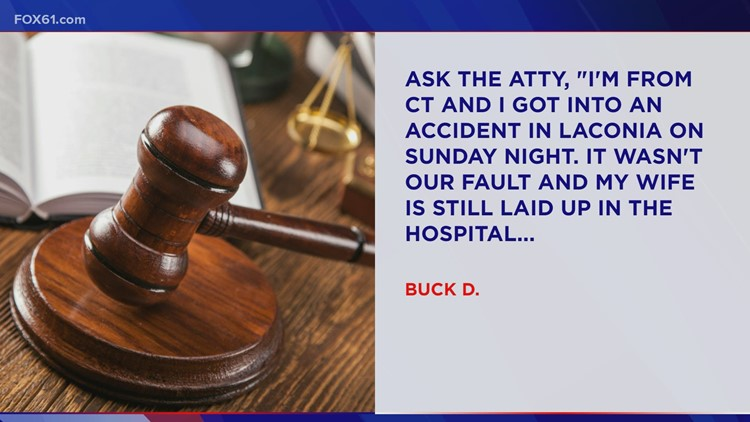 Ask the Attorney: Hurt out of the state