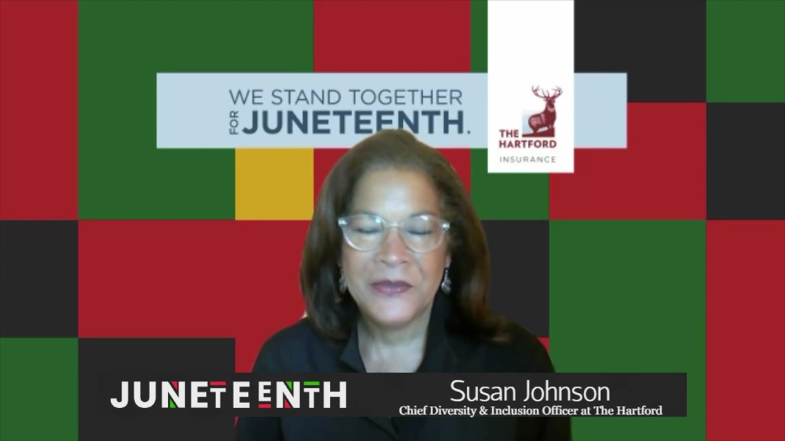 Celebrating Juneteenth   Susan Johnson, of The Hartford reflects on pride in Black culture