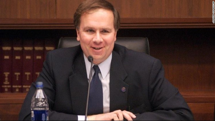 Lawmaker abandons campaign amid daughter's allegations of inappropriate conduct