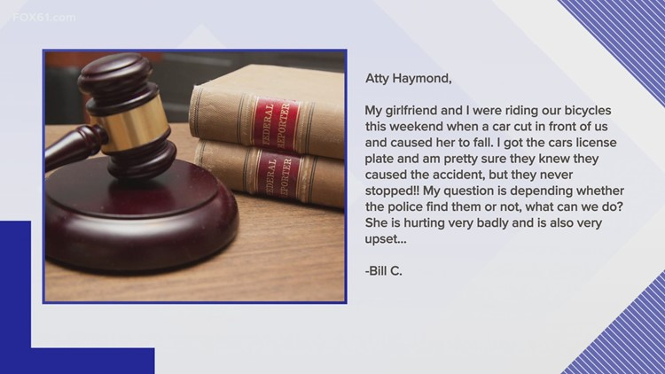 Ask the Attorney: Bicyclist struck by car