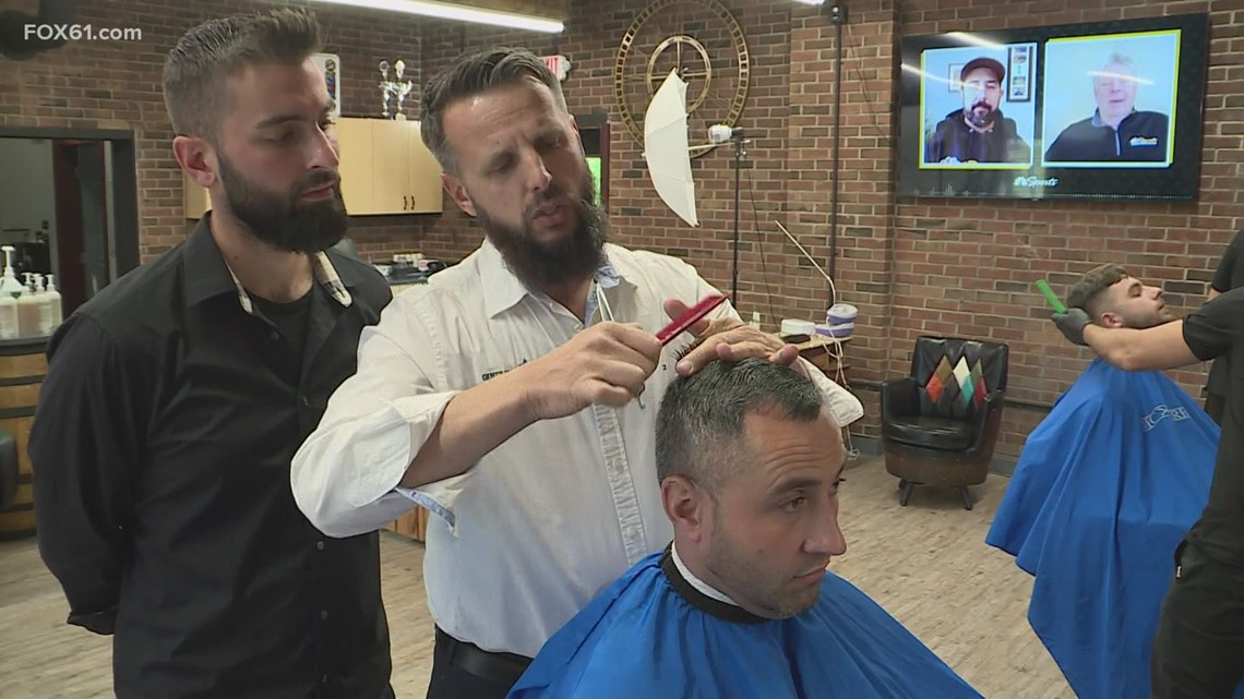 WorkinCT: World Champion Barber opens up new academy in Berlin