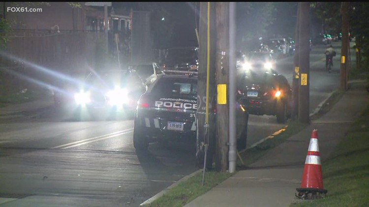 Woman in critical condition after shooting in Hartford