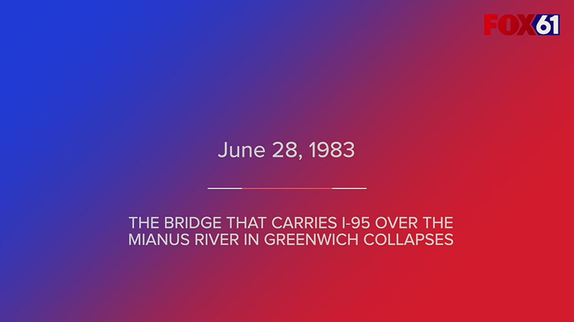 Mianus River Bridge collapse