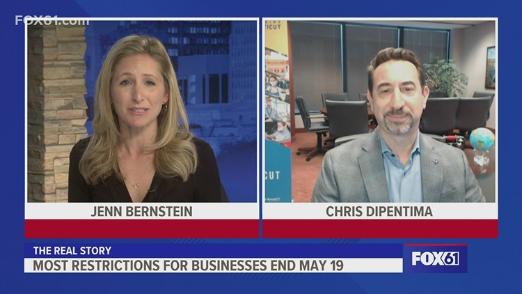 The Real Story   Connecticut Business & Industry Association President Chris DiPentima