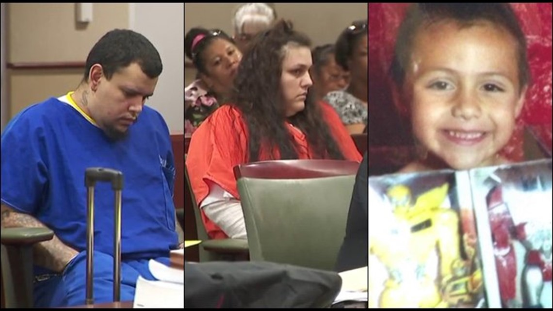 Couple Charged In Torture Murder Of California Boy Could Face Death Penalty Fox61 Com