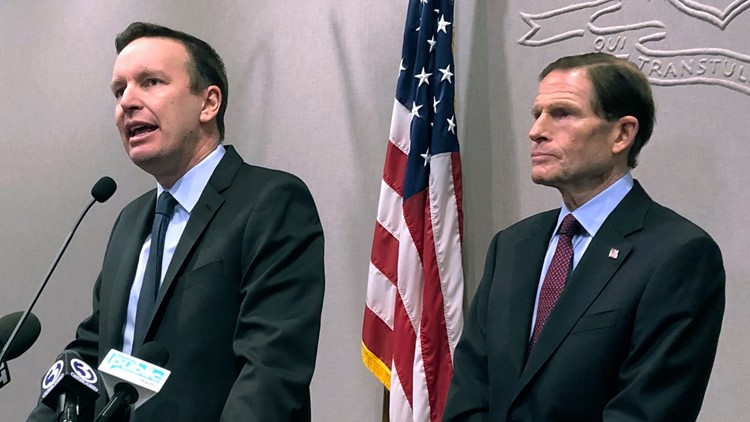 Blumenthal, Murphy praise COVID-19 relief package: