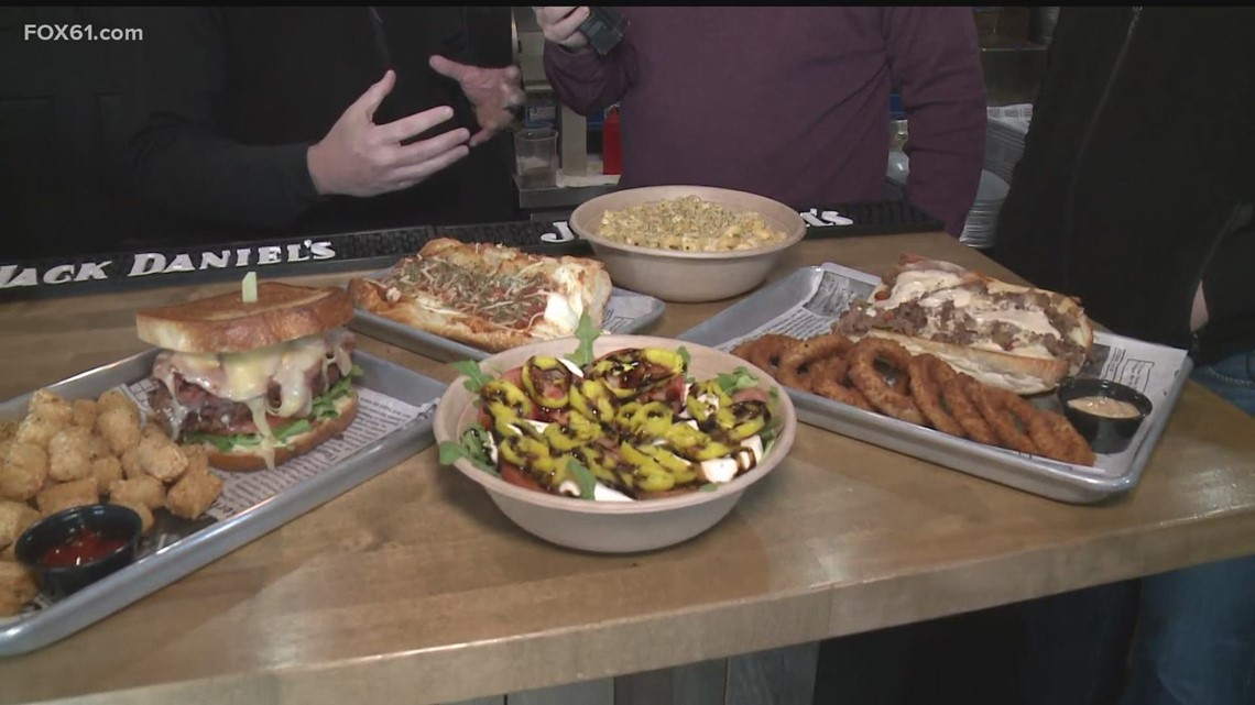 Foodie Friday: Four Dads Pub in Granby