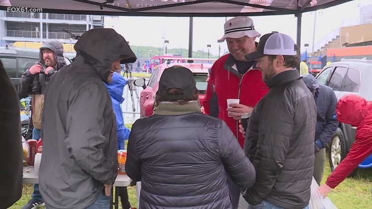 College lacrosse championships attract fans to East Hartford