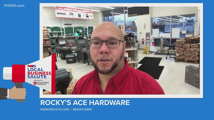Local Business Salute: Rocky's Ace Hardware