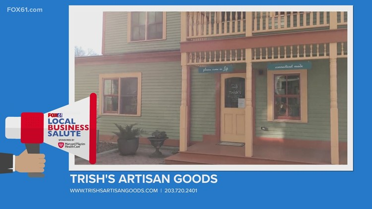 Local Business Salute: Trish's Artisan Goods