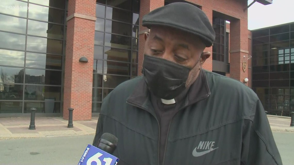 Hartford reverend makes plea to the community after shooting kills 3-year-old, teen