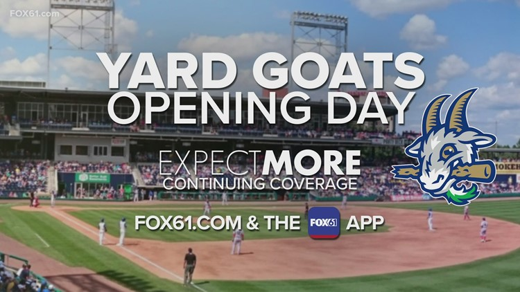 Hartford Yard Goats opening day | Baseball is back in the capital city!