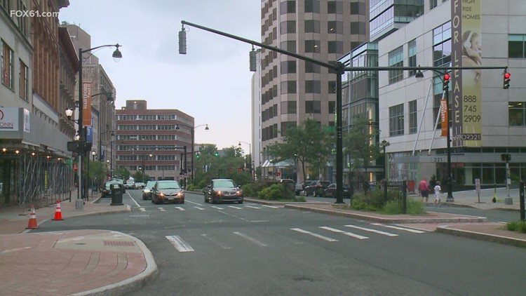 Hartford business community moving forward with 'momentum' amid COVID-19 pandemic