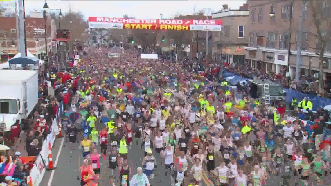 Plans for 2020 Manchester Road Race announced
