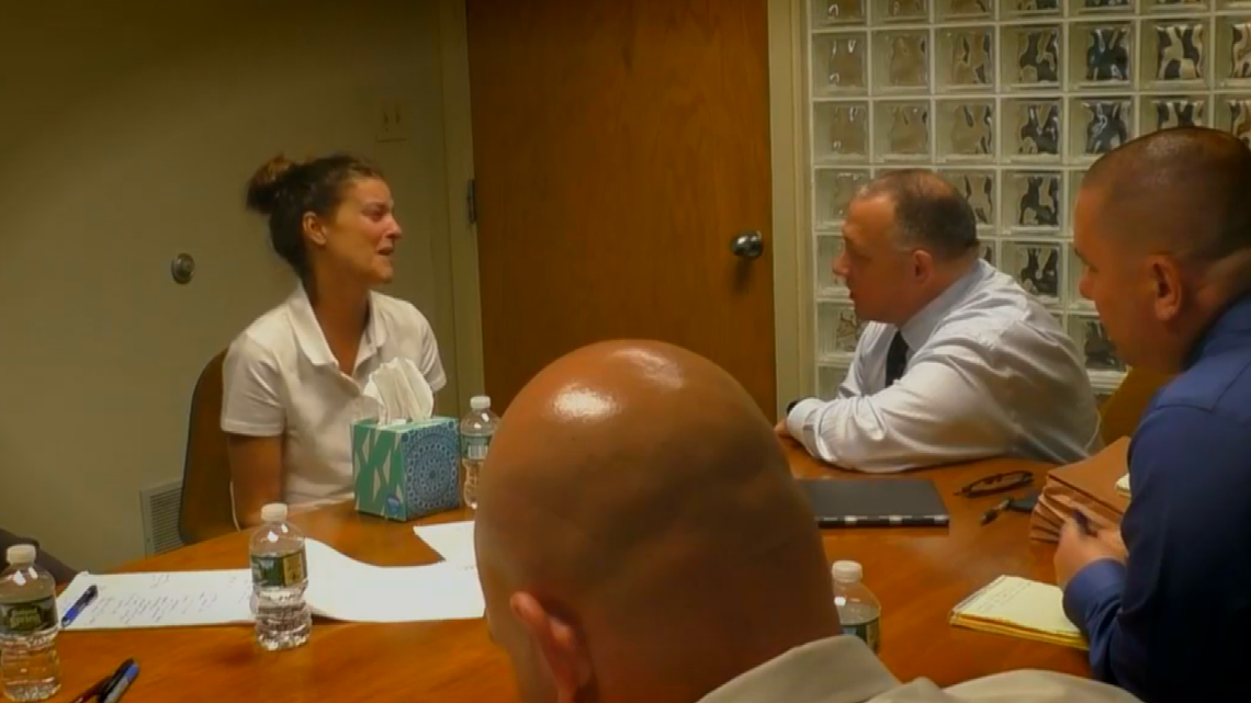 'I didn't do it' | New video released of Michelle Troconis interrogation by police