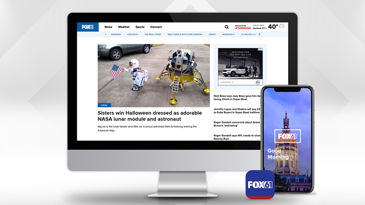 Download the FOX61 app