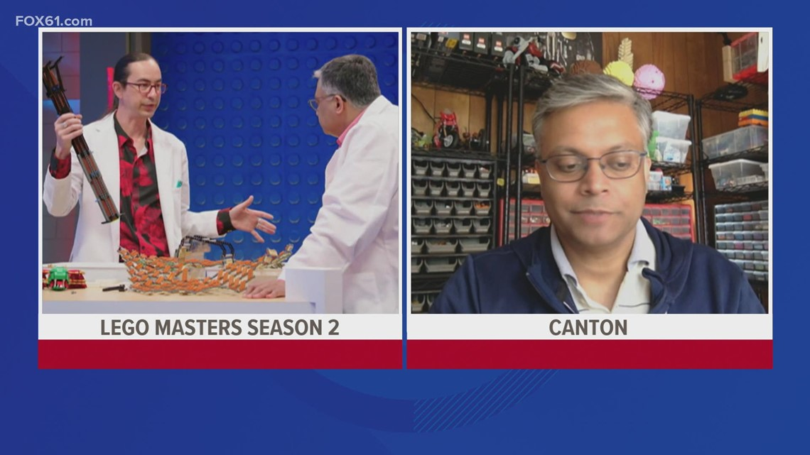Catching up with Canton Lego Master Paras Patini
