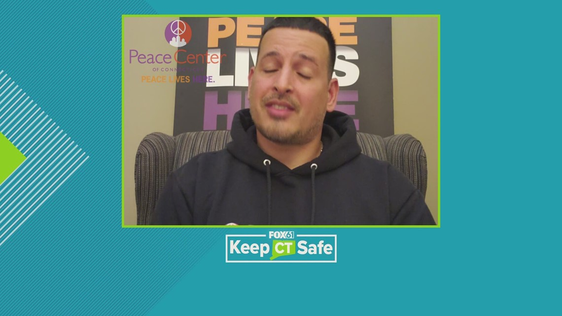 Keep CT Safe | Iran Nazario from Peace Center of Connecticut