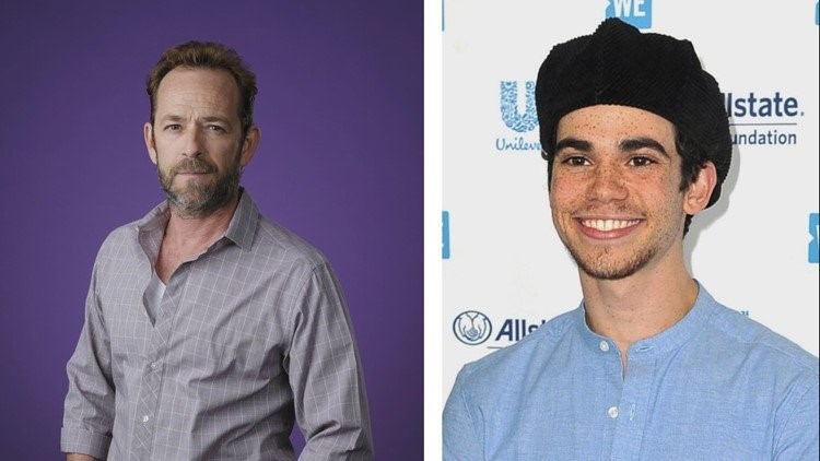 Luke Perry & Cameron Boyce not included in Oscars 'In Memoriam' moment
