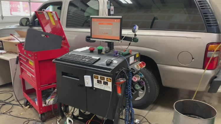 State emissions testing program expected to resume next week