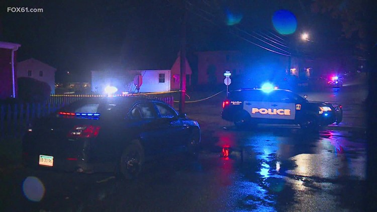 Suspect arrested after shooting at Norwich officer: police