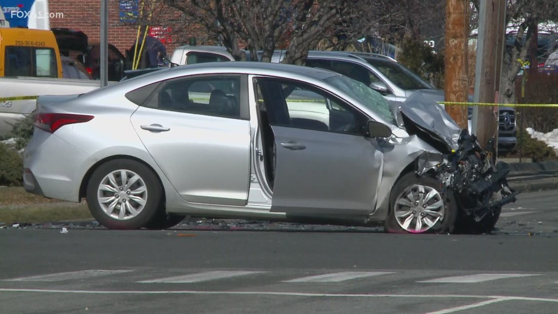 Man arrested in shooting, crash that closed intersection in Fairfield