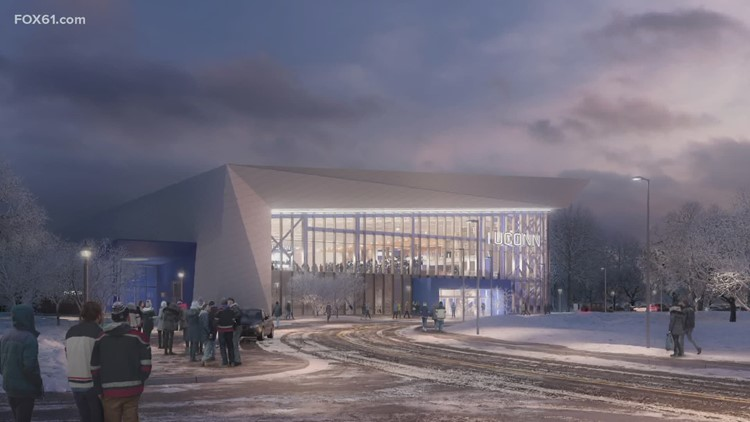 UConn to build on-campus hockey rink