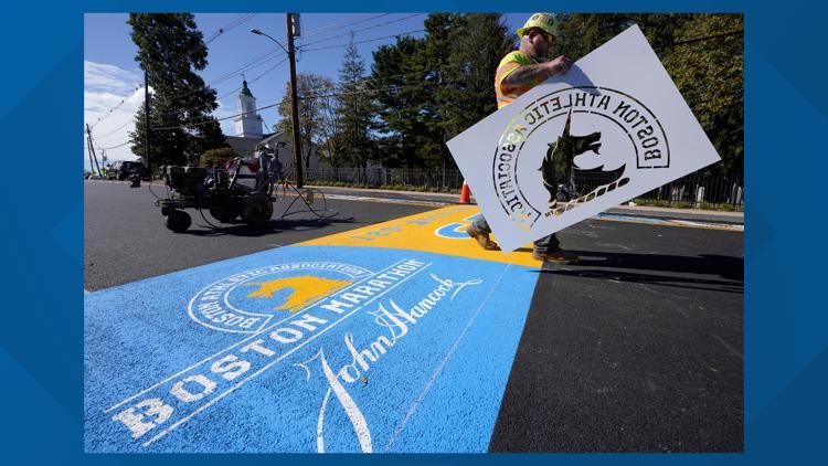 Marathon changes afoot: Rolling start, masks, leaf peeping