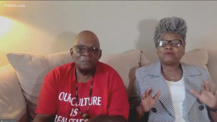 CT Creative Futures: Effie and Angaza Mwando