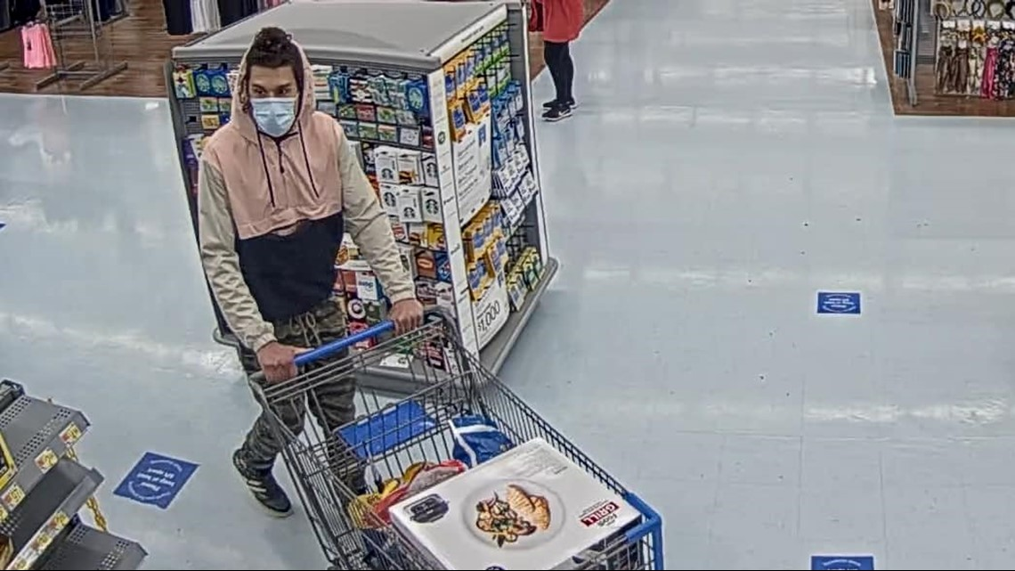 Waterford police search for suspects in Walmart theft