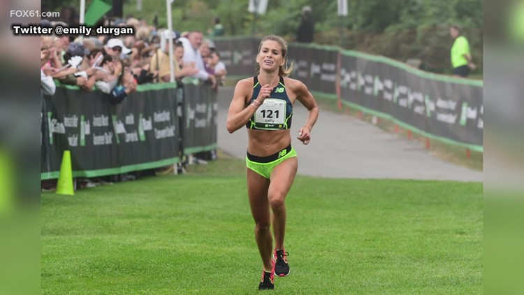 Former UConn track champ Emily Durgin heading to US Olympic trials