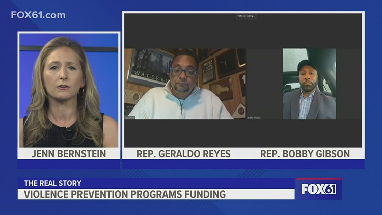 The Real Story: State Reps. Geraldo Reyes and Bobby Gibson