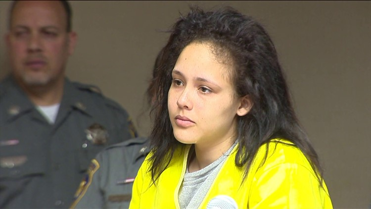 Ruth Correa pleads guilty to  murders of Griswold family