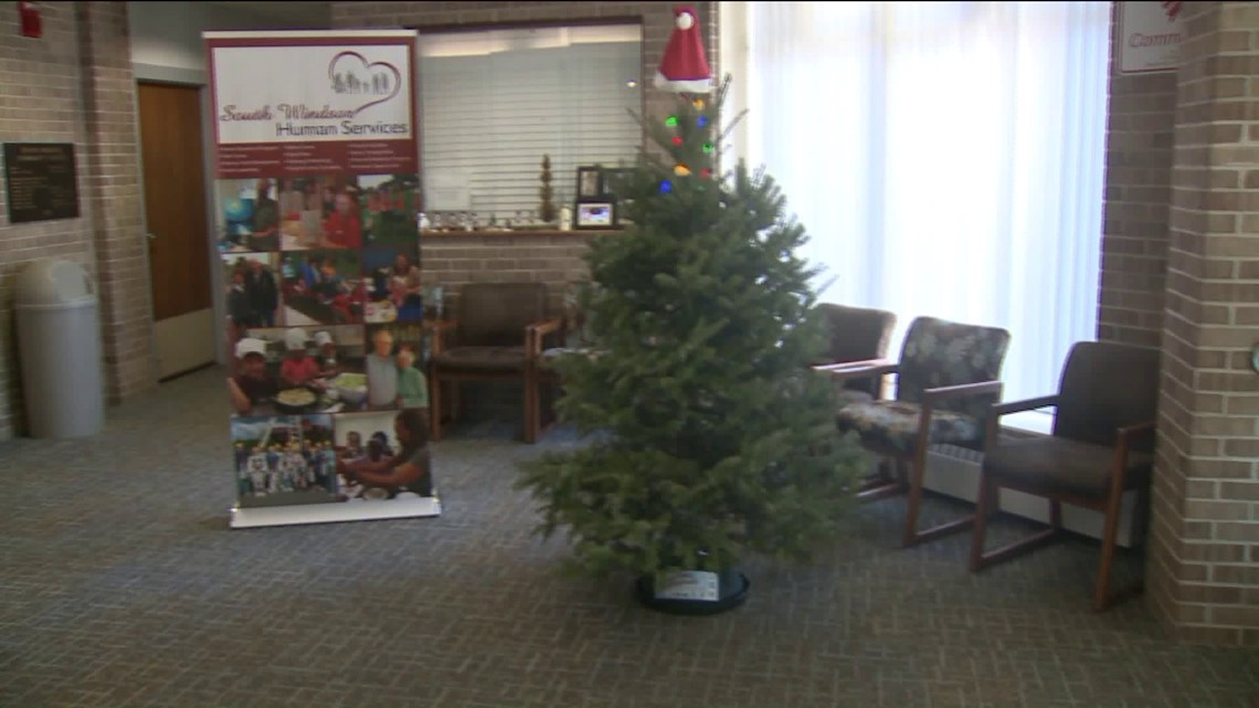 Christmas tree donated