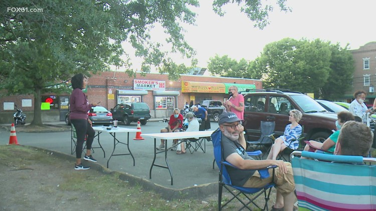 Fair Haven neighbors fight back against violence and crime by reclaiming area