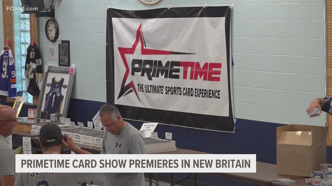Primetime Card Show premieres in New Britain