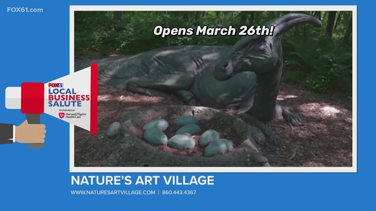 Local Business Salute: Nature's Art Village