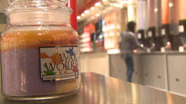 Daytrippers: Yankee Candle