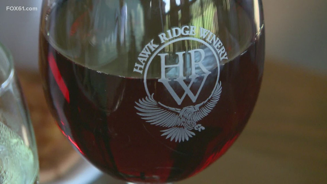 Heat and humidity causing Connecticut wine grapes to ripen faster