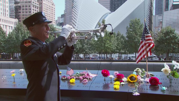 Families and friends of 9/11 victims remember their lost loved ones on the 20th anniversary