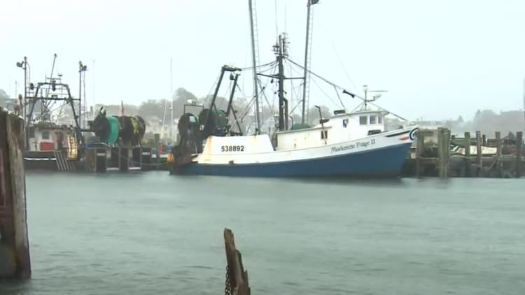 Connecticut's shellfish industry could be impacted by Tuesday's nor'easter