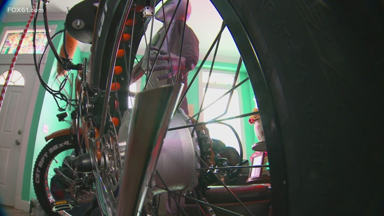 WorkinCt: Part of the COVID economy, adding a jolt to electric bikes
