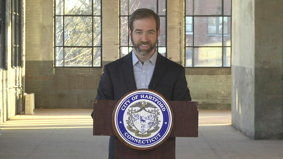 Watch Mayor Bronin's 'State of the City' address