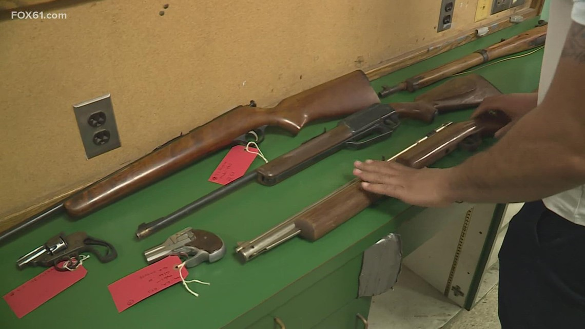 Police, violence prevention organizations team up for first annual statewide gun buyback campaign