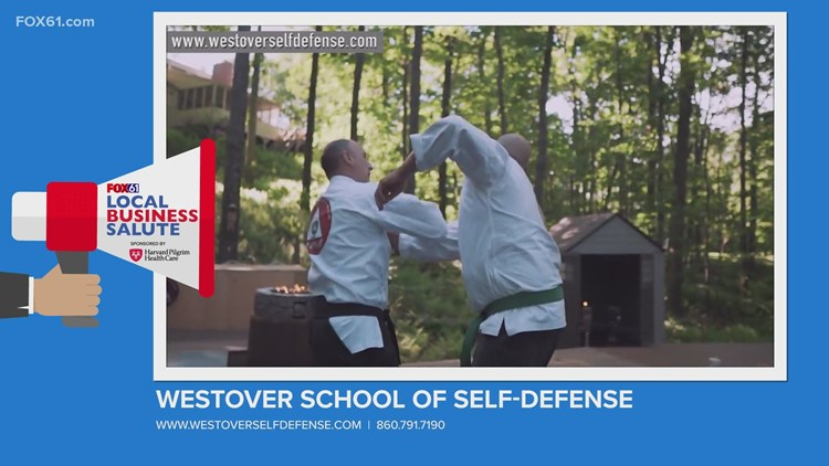 Local Business Salute: Westover School of Self-Defense