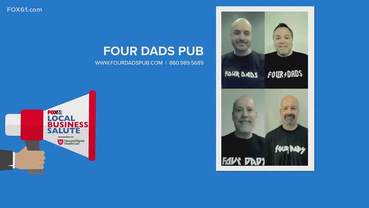 Local Business Salute: Four Dads Pub