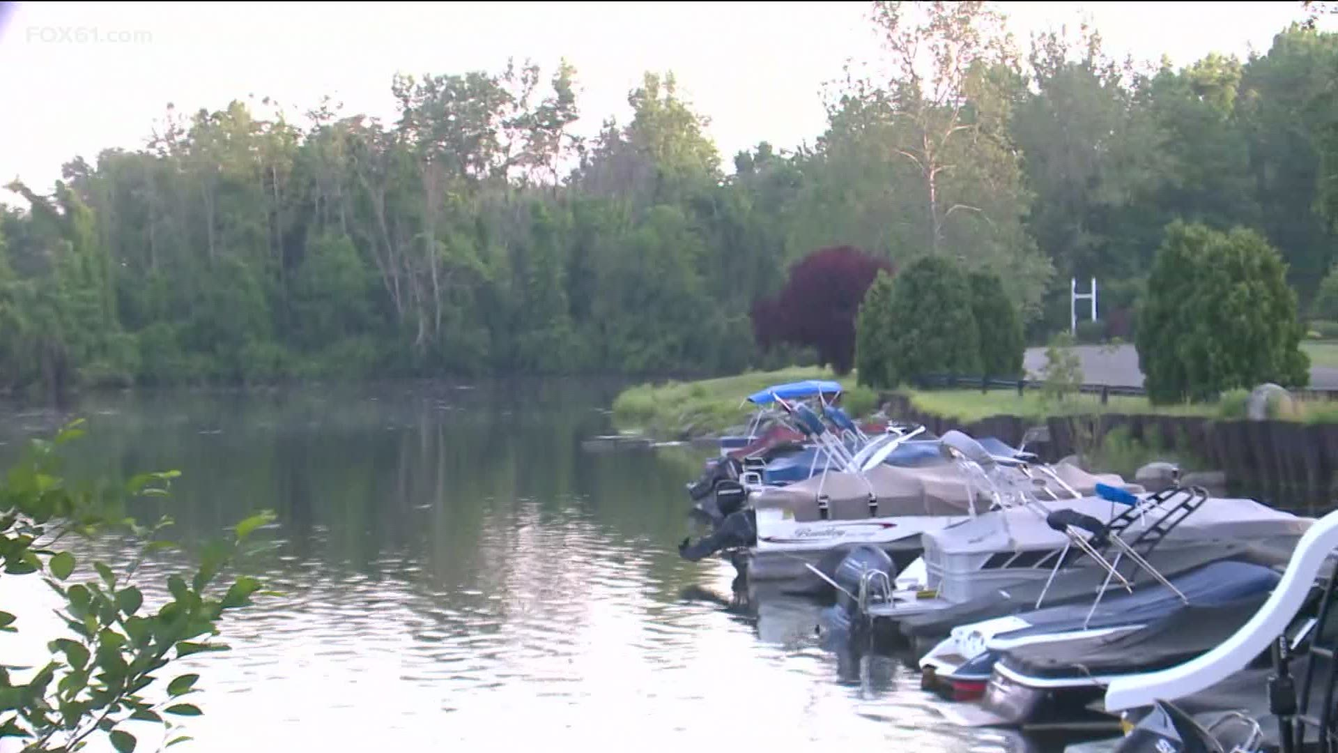 Bodies of Two Missing Fishermen Pulled from Housatonic River in Connecticut