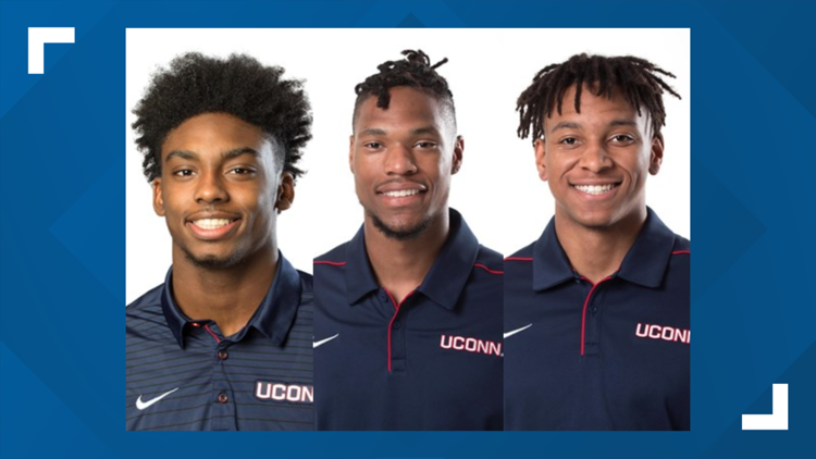 UConn football players face charges in campus burglary