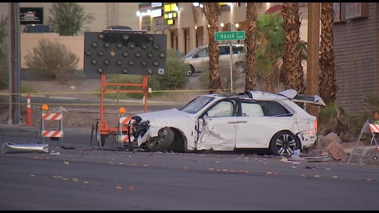 NHPD officer charged in Las Vegas fatal crash released on bond