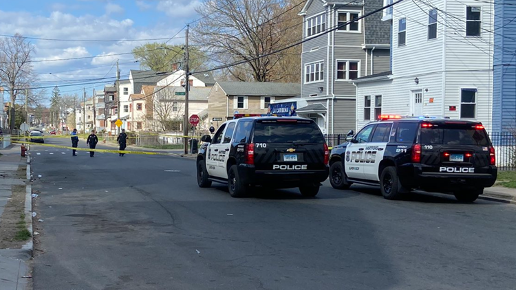A toddler and a teenager killed in separate Hartford shootings